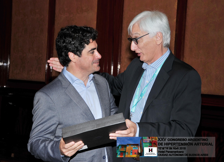 Premio Juan Carlos Romero - Dr. Alejandro Diaz