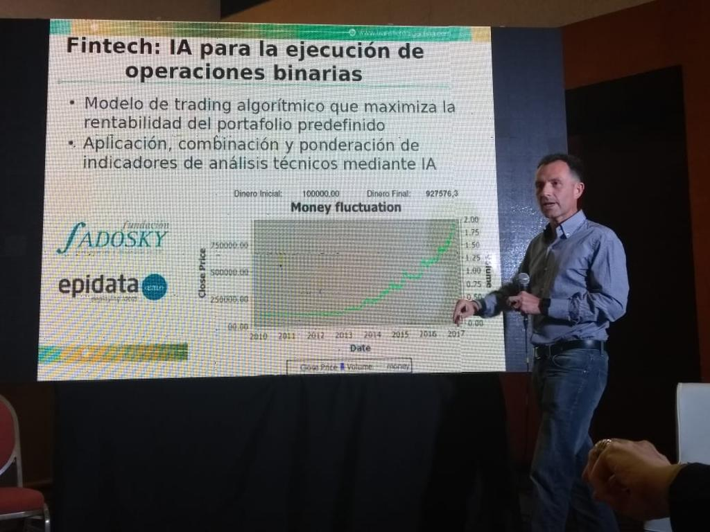 Transfiere Argentina 2018